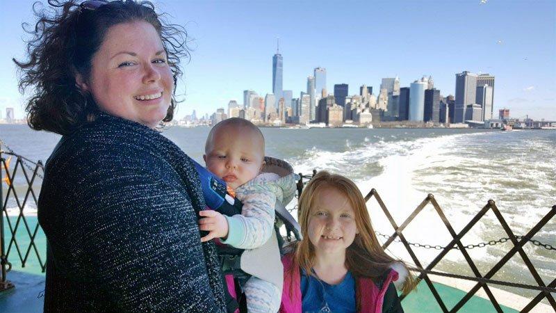 New York City vacation 2017