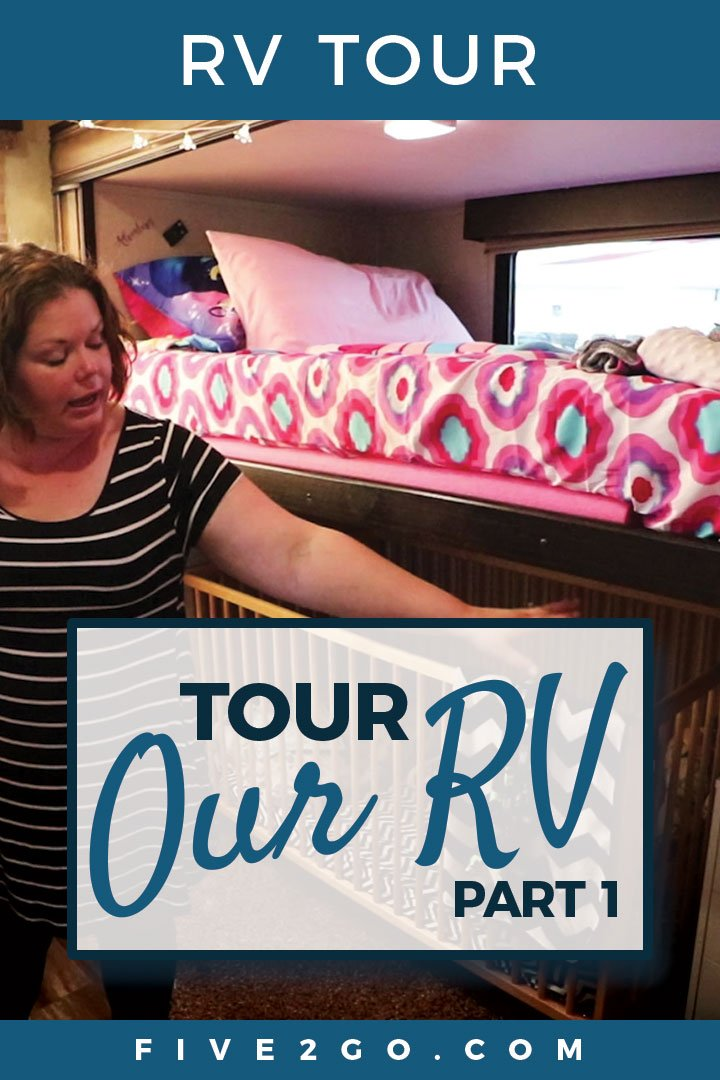 Tour Our Bunkhouse RV