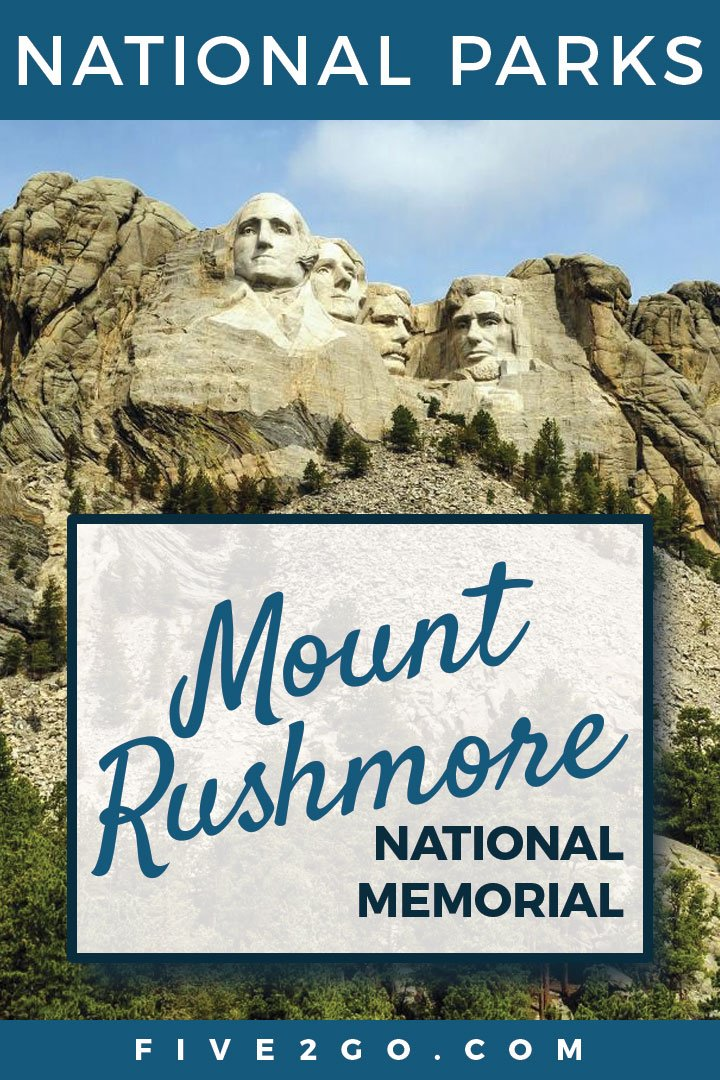 Visiting Mount Rushmore National Monument