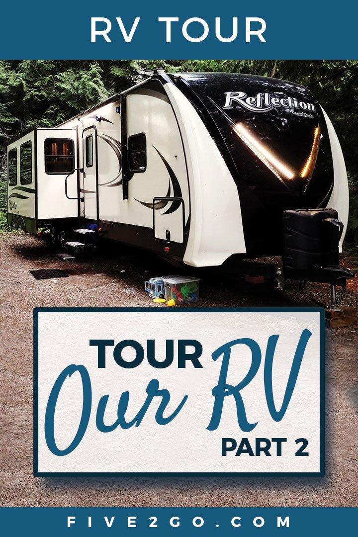 Tour Our Grand Design RV Part 2
