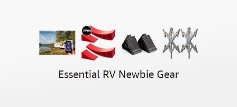 Essential RV Newbie Gear