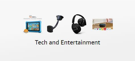 Tech and Entertainment