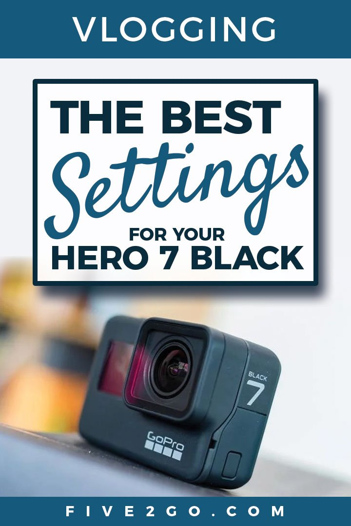Hero 7 Black Vlogging