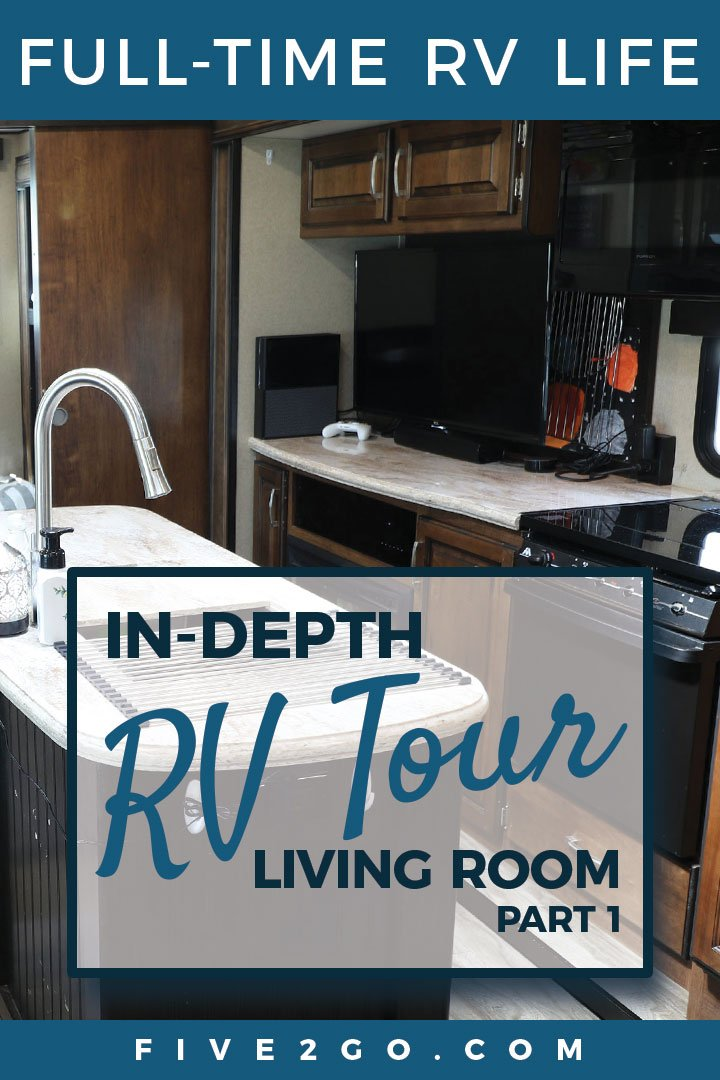 In-Depth RV Tour | Kitchen Part 1