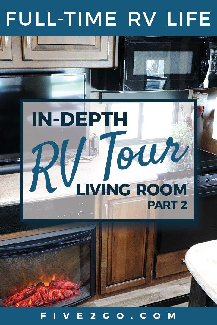 In-Depth RV Tour | Kitchen Part 2