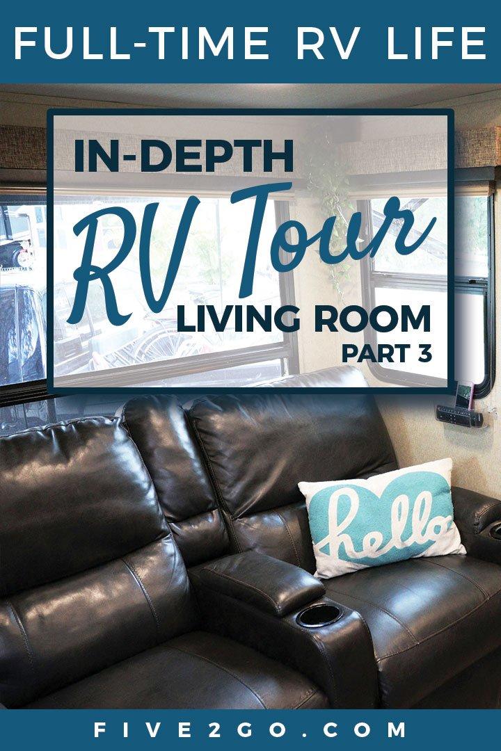 In-Depth RV Tour | Kitchen Part 3