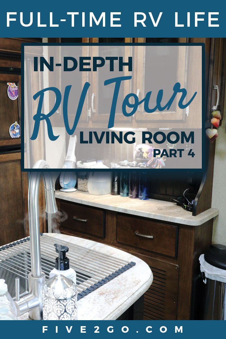 In-Depth RV Tour | Kitchen Part 4
