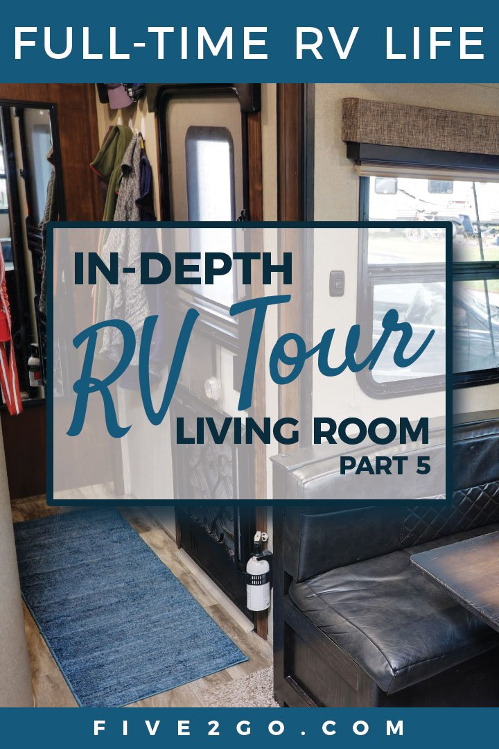 In-Depth RV Tour | Kitchen Part 5