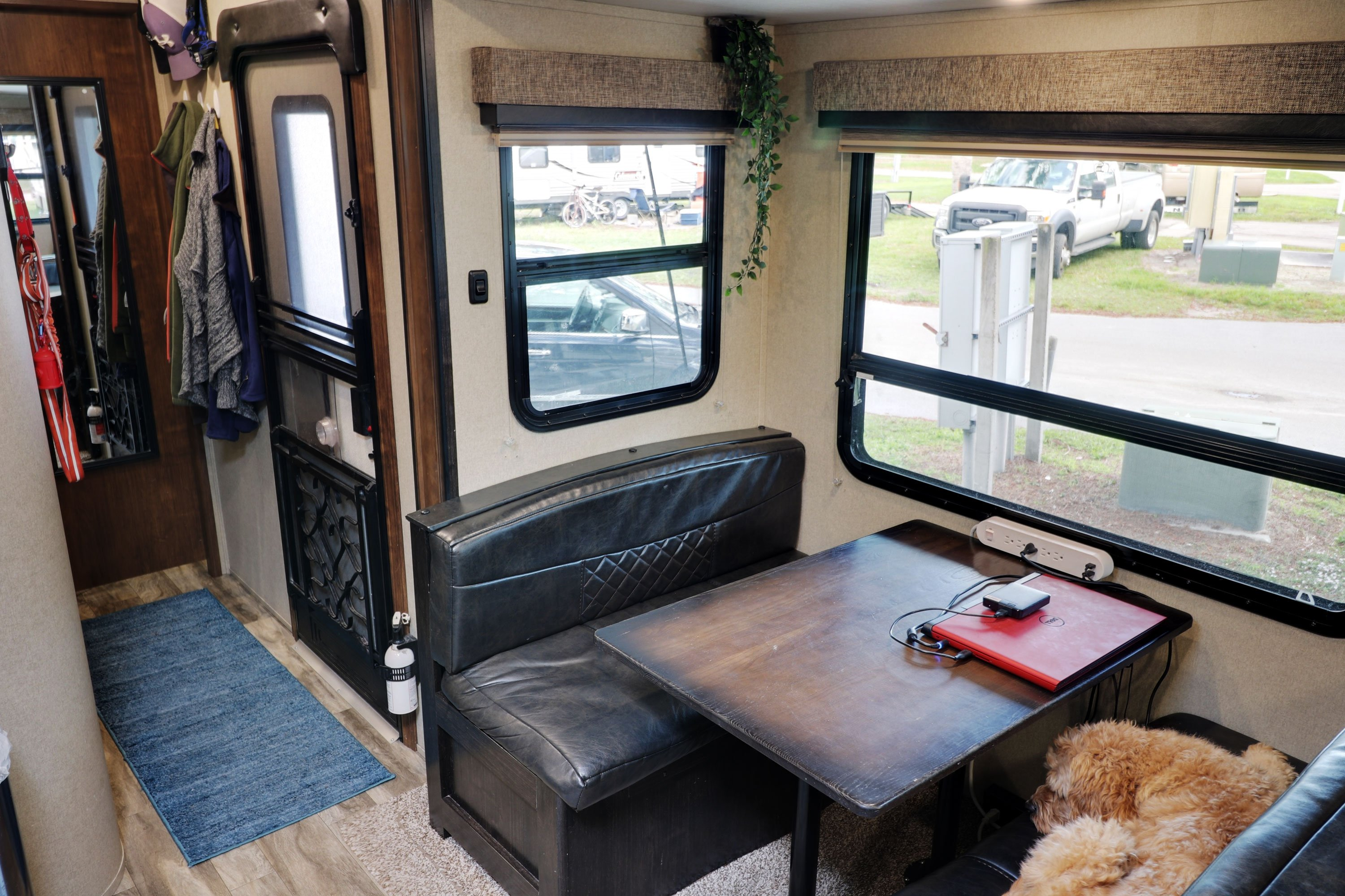 RV Tour - Living Room Part 5