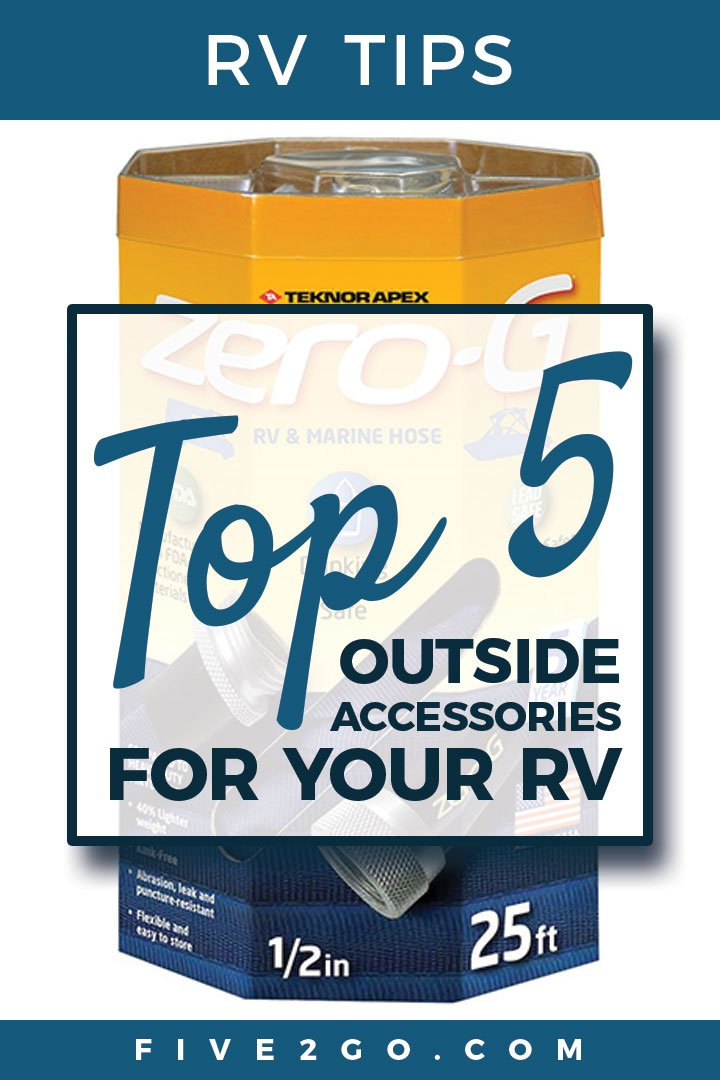 Top 5 Outside RV Gear