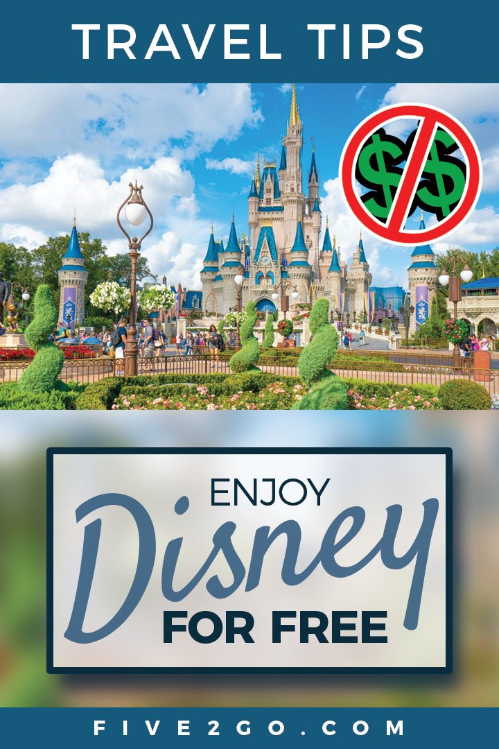 Disney World Free and Cheap