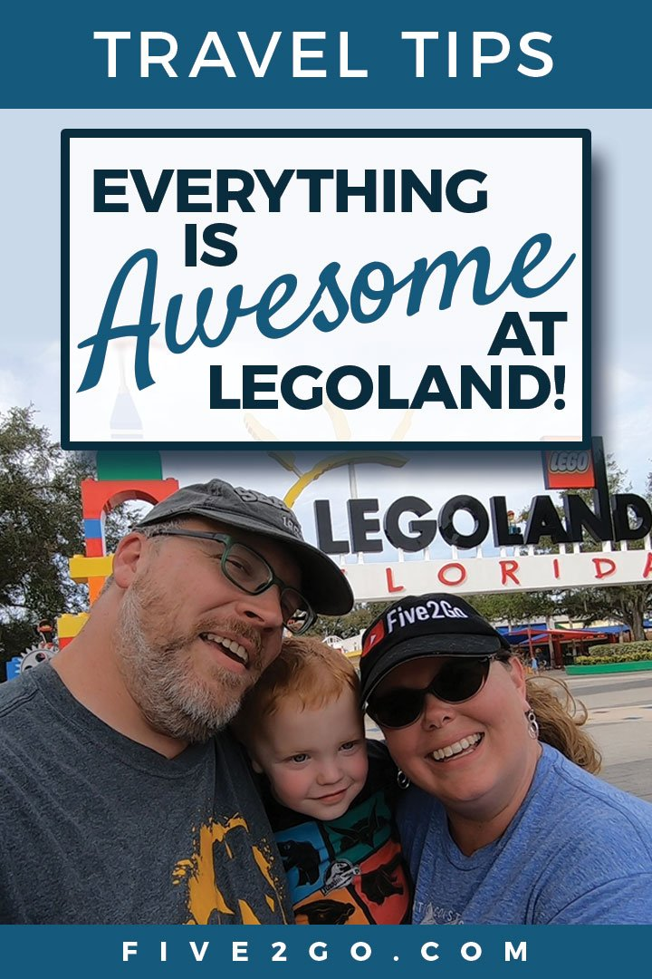 LEGOLAND Florida is Awesome