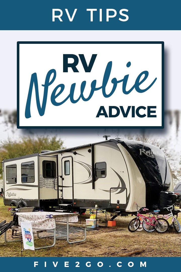 RV Newbie Advice