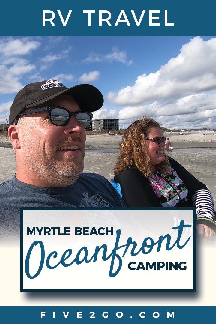 Myrtle Beach Oceanfront RV Camping