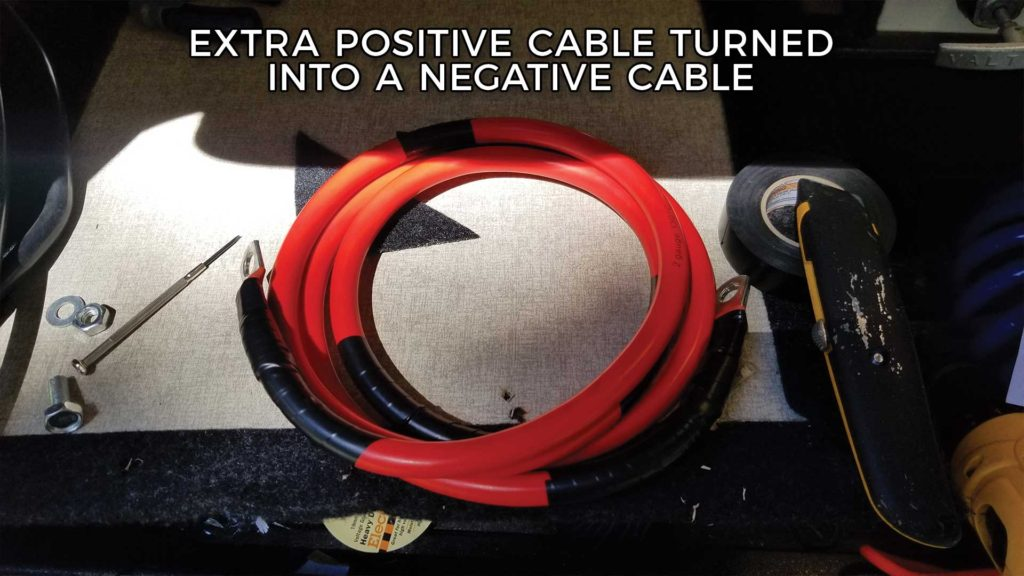 RV Negative Cable Hack