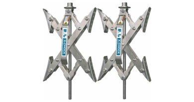 X-Chock Wheel Stabilizers