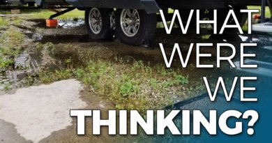 Learn From Our RVing Mistakes