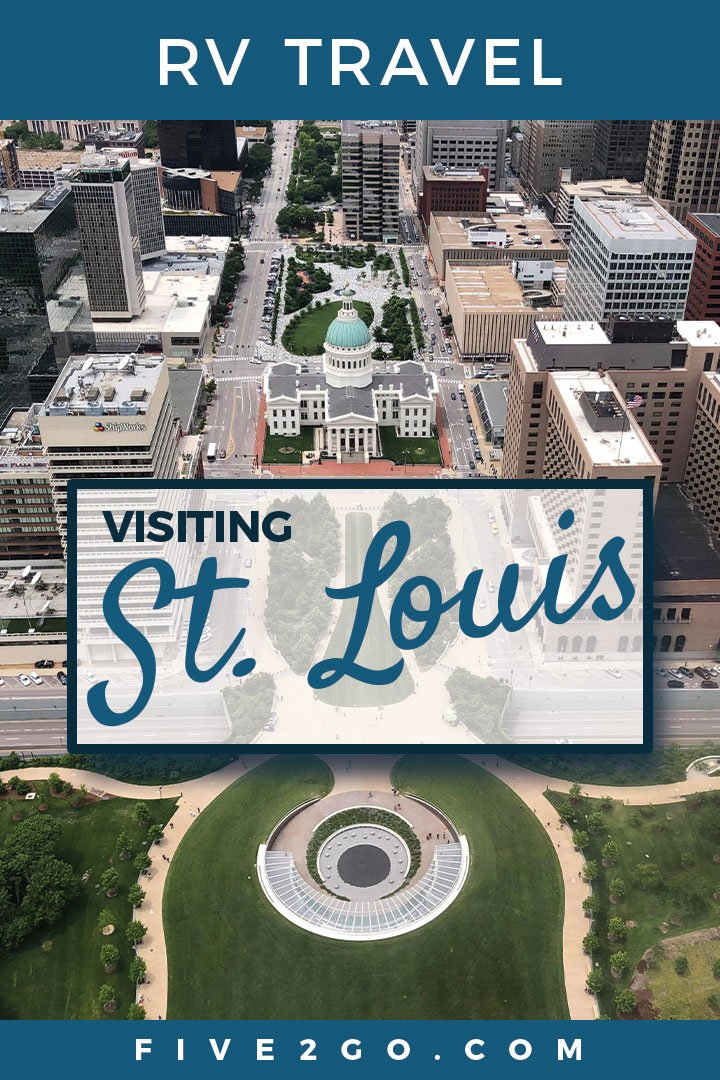 Visiting St. Louis