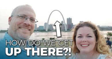 The Gateway Arch and an Amazing FREE ZOO | Family Fun in St. Louis!