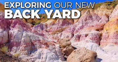 Paint Mines Interpretive Park in Colorado