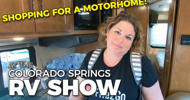 Motorhome Shopping at the Colorado Springs RV Show
