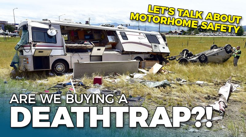 Motorhome Safety Concerns