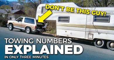 RV Towing Explained