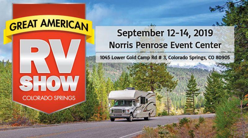 Great American RV Show Colorado Springs 2019