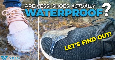 Vessi Waterproof Sneaker Review