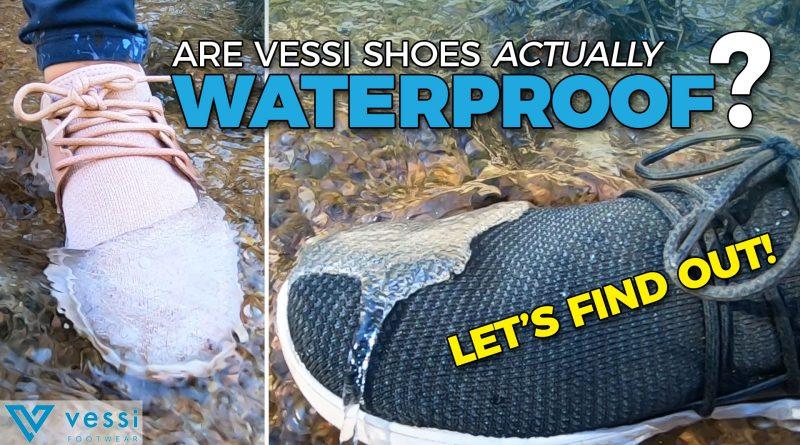 Vessi Waterproof Sneaker Review