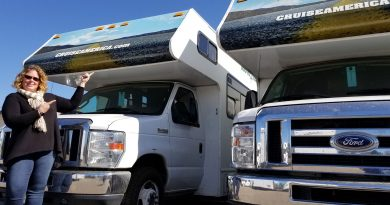 Cruise America Used Rental RV for Sale