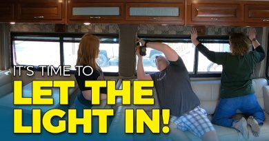 Decorating our Motorhome