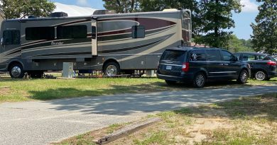 RV Travel with Two Cars