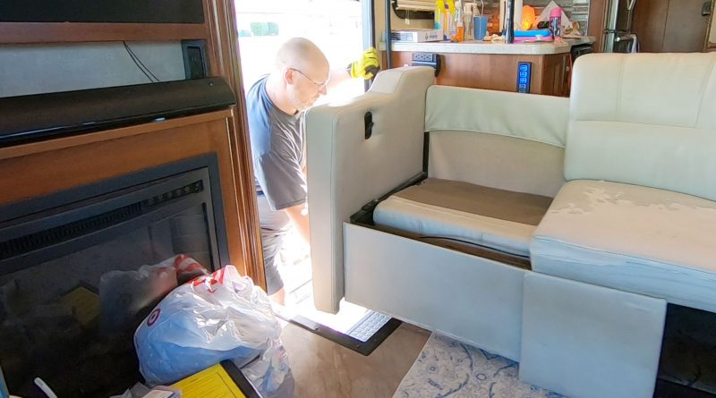 RV Couch Renovation