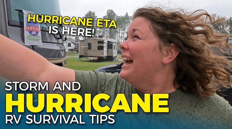 RV Hurricane Prep