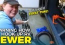 RV SEWER and WATER Full How-To for New RVers – Anyone Can Do It!