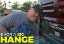 NEW RVING PLANS Require a New Towing Setup