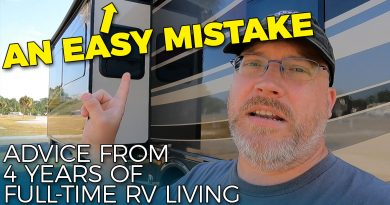 RV MISTAKES TO AVOID Motorhome Edition