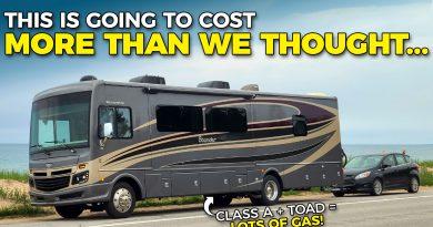 RV Motorhome Cost